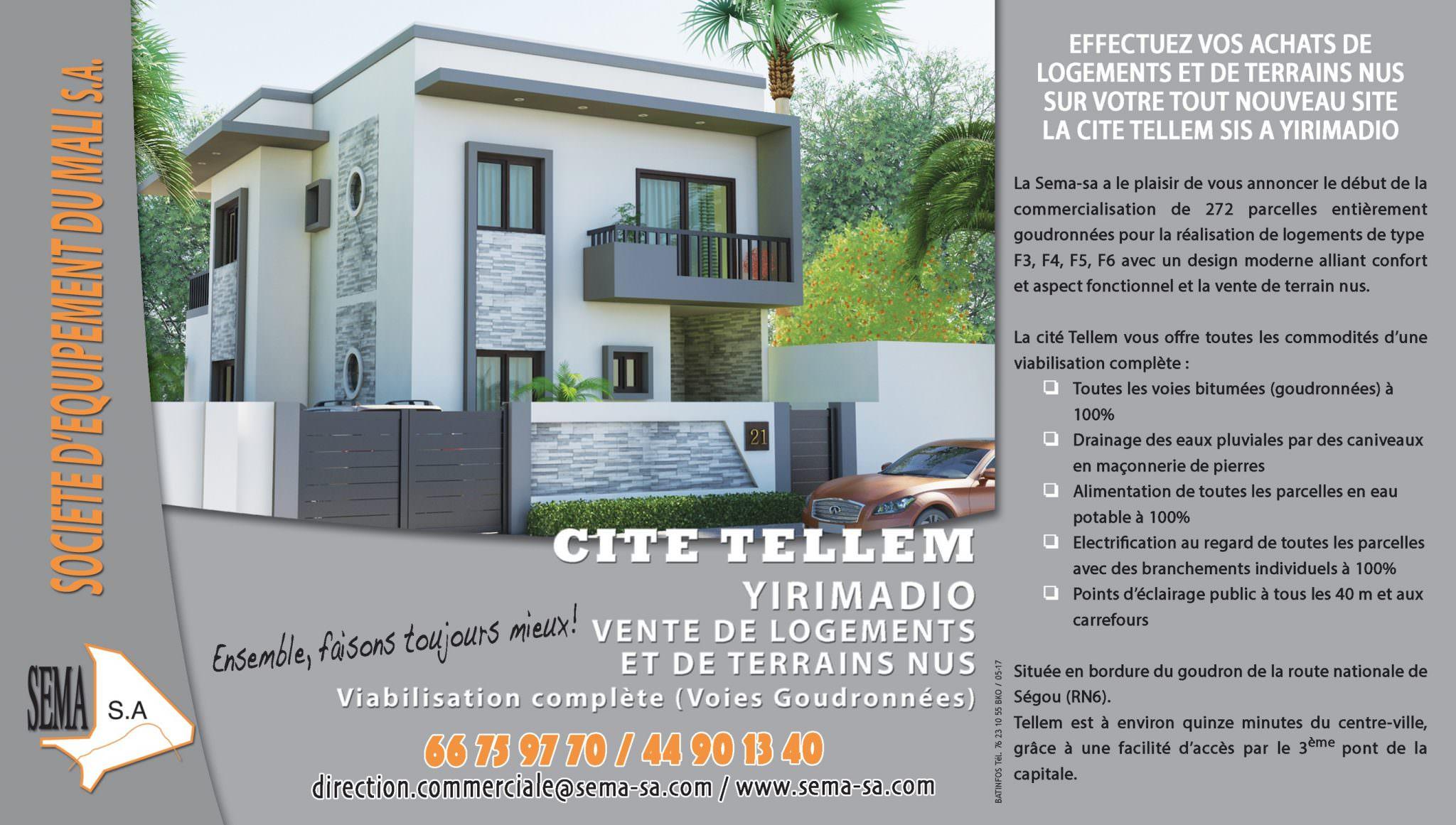 l - Construire Une Maison Au Mali